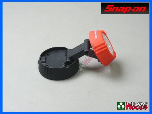 スナップオン LEDライト 作業灯 伸縮・折りたたみ式ワークライト Snap-on 21発LEDライト